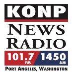 KONP 1450 AM USA, Port Angeles