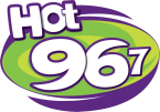 Hot 96.7 96.7 FM USA, Stevens Point