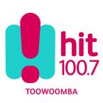 hit100.7 Darling Downs 100.7 FM Australia, Toowoomba