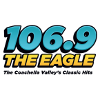 106.9 The Eagle 106.9 FM USA, Palm Springs
