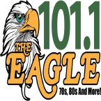 101.1 The Eagle 1280 AM United States of America, Chattanooga