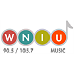 WNIU 90.5 FM USA, Rockford