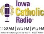 Iowa Catholic Radio 1150 AM USA, Des Moines