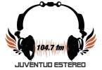 Juventud Estereo 104.7 fm 104.7 FM Colombia, San Jose del Guaviare