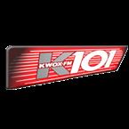 KWOX 101.1 FM United States of America, Woodward