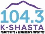 KShasta 104.3 104.3 FM USA, Redding