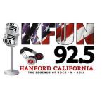 KFUN 92.5 Hanford 92.5 FM United States of America, Hanford