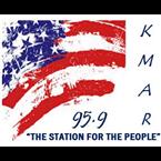 KMAR-FM 95.9 FM USA, Monroe