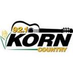 KORN-FM 92.1 FM United States of America, Parkston