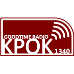 KPOK 1340 AM USA, Bowman