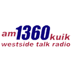 KUIK 1360 AM USA, Portland