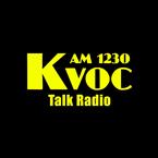 KVOC 1230 AM USA, Casper