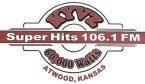 KYVZ 106.1 FM USA, Atwood
