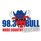 98.3 The Bull 98.3 FM USA, Erie