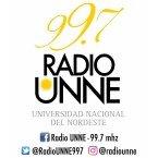 Radio UNNE (Universidad Nacional del Nordeste) 99.7 FM Argentina, Corrientes
