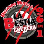 La Bestia Grupera 96.1 FM Mexico, Orizaba-Cordoba