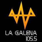 La Galena 105.5 FM 105.5 FM Uruguay, rio branco