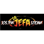La Jefa 1270 AM USA, Rock Island