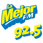 La Mejor 92.5 FM Monterrey 92.5 FM Mexico, Monterrey