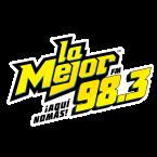 La Mejor 98.3 FM Villahermosa 98.3 FM Mexico, Villahermosa