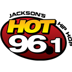 Hot 96.1 96.1 FM USA, Jackson