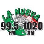 La Nueva 99.5 FM y 1029 AM 1020 AM United States of America, Plattsmouth