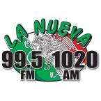 La Nueva 99.5 FM y 1029 AM 1020 AM USA, Plattsmouth