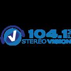 Stereo Vision 104.1 FM 104.1 FM Guatemala, Guatemala City