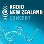 Radio New Zealand Concert 92.6 FM New Zealand, Wellington