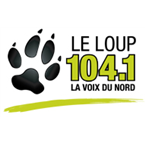 CHYK Le Loup FM 104.1 FM Canada, Timmins