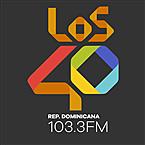 Los 40 República Dominicana 103.3 FM Dominican Republic, Santo Domingo