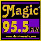 Magic 95.5 95.5 FM USA, Decatur