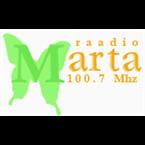 Marta FM 100.7 FM Estonia, Põlva