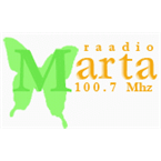 Marta FM 100.7 FM Estonia