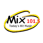 Mix 101.5 101.5 FM USA, Olean
