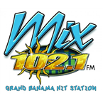 Mix 102 102.1 FM Bahamas, Freeport