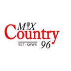 Mix Country 96 95.7 FM United States of America, Columbia