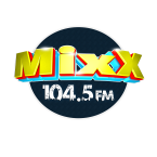 MixX 104.5 FM 104.5 FM Dominican Republic, Santo Domingo