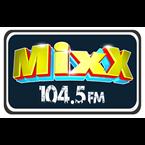 MixX 104.5 104.5 FM Dominican Republic, Santo Domingo de los Colorados