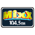 MixX 104.5 104.5 FM Dominican Republic, Santo Domingo