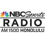 NBC Sports Radio on AM1500 1500 AM USA, Honolulu