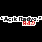 Acik Radyo 94.9 FM Turkey, İstanbul