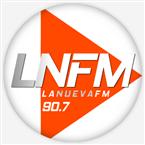 Nueva FM 90.7 90.7 FM Chile, Talca