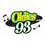 Oldies 93 93.9 FM USA, Newberry
