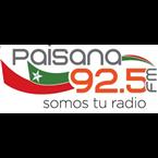Paisana 92.5 FM 92.5 FM Venezuela, Trujillo