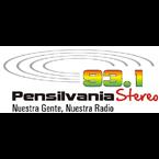 Pensilvania Stereo 93.1 FM Colombia, Pensilvania