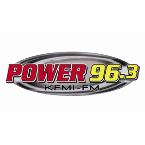 POWER 96.3 KFMI 96.3 FM USA, Eureka
