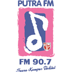 Putra FM 90.7 FM Malaysia, Kuala Lumpur