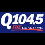Q104.5 104.5 FM USA, Atascadero
