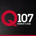 Q107 107.1 FM Canada, Toronto